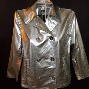 Ralph Lauren - plus size Silver Jacket